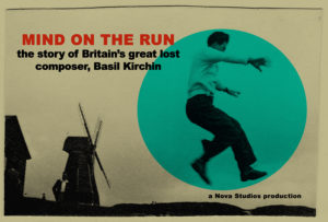 The poster for the film Mind on the Run